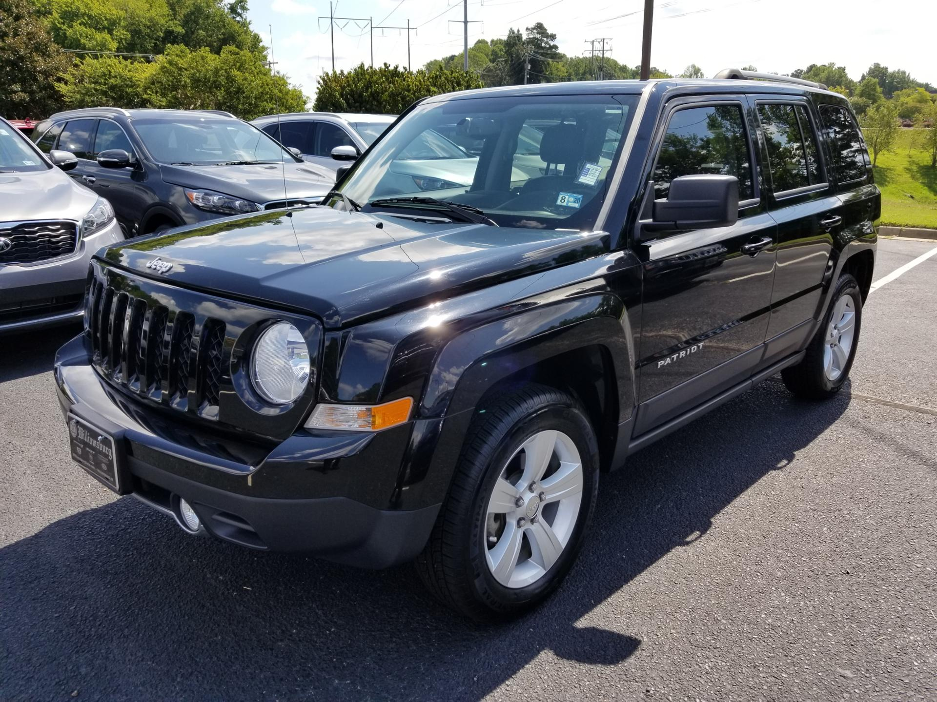 Certified Pre-Owned 2015 Jeep Patriot Limited
