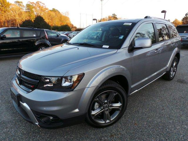 New 2018 Dodge Journey Crossroad Sport Utility In Williamsburg