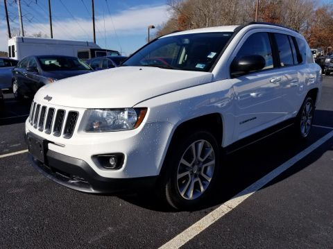 Certified Pre-Owned 2016 Jeep Compass Sport SE Pkg