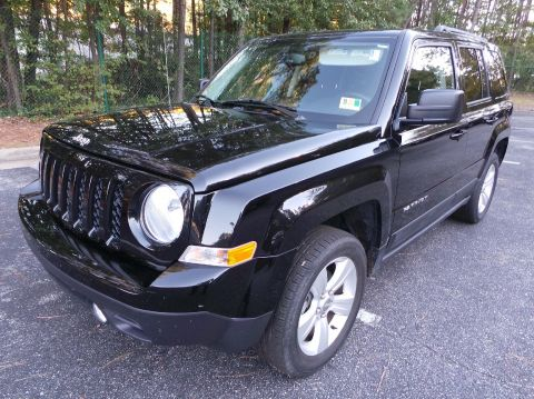 Pre-Owned 2017 Jeep Patriot LATI