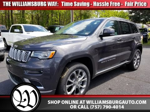 Pre-Owned 2020 Jeep Grand Cherokee Summit