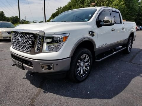 Pre-Owned 2019 Nissan Titan XD Platinum Reserve