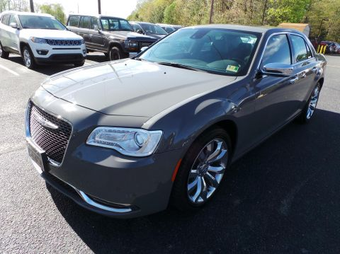 New 2017 CHRYSLER 300 C