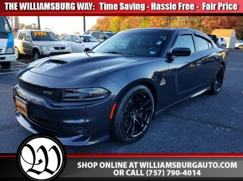 Certified Pre-Owned 2018 Dodge Charger Daytona 392