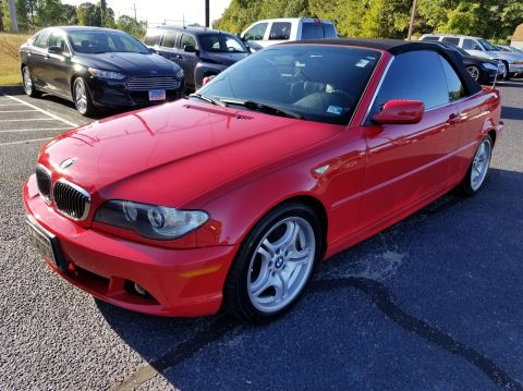 Pre-Owned 2004 BMW 330Ci Convertible